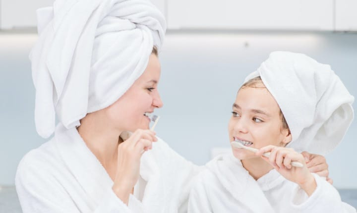 Is there a connection between your oral hygiene and your dental health?